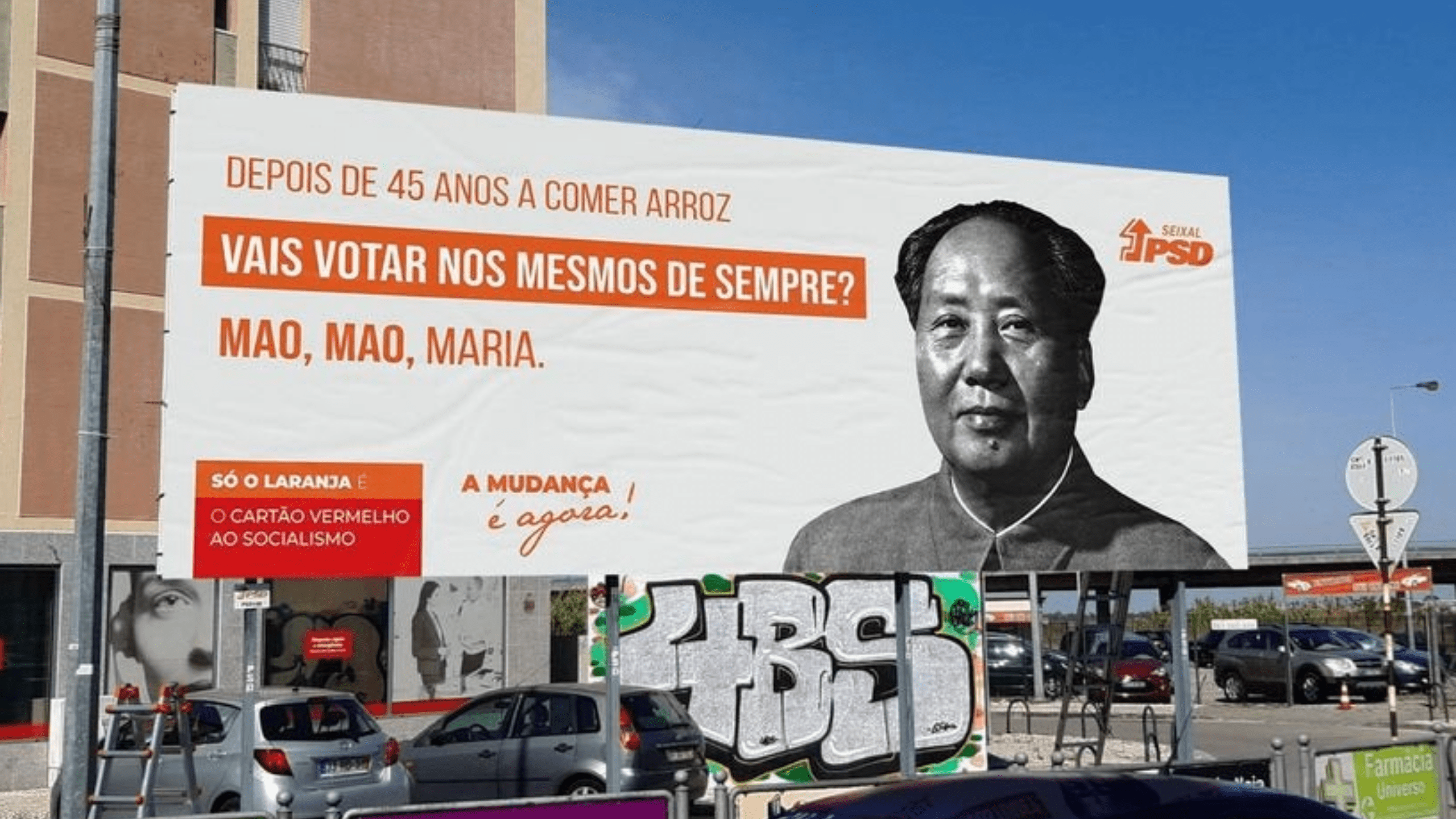 Eleições Autárquicas 2021 - PSD Seixal